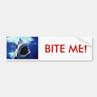 biteme 2, BITE ME! Bumper Sticker