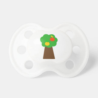 Bites with a tree reason pacifier