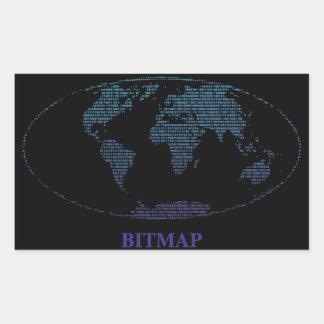 Bitmap Sticker