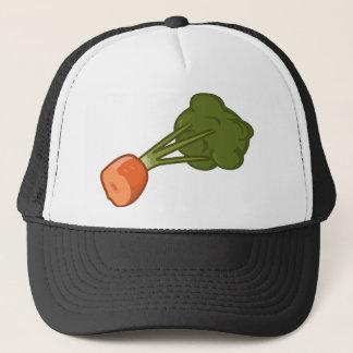 Bitten Carrot Trucker Hat