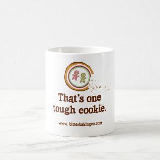Bitter Baking Company Cookie Mug