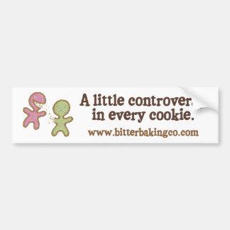 Bitter Baking Company Logo Bumper Sticker