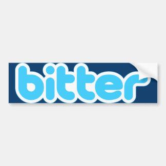 Bitter Bumper Sticker