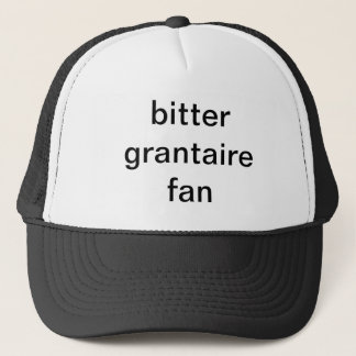 bitter grantaire fan hat
