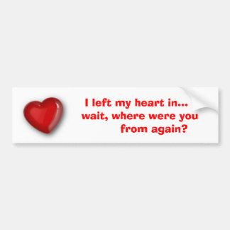 Bitter Valentine Bumper Bumper Sticker