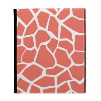 Bittersweet Color Giraffe Animal Print iPad Cases