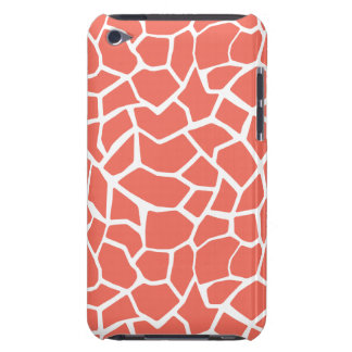 Bittersweet Color Giraffe Animal Print Case-Mate iPod Touch Case
