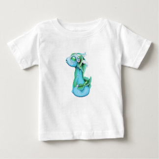 Bitty Water Dragon Baby T-Shirt