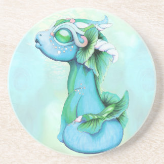 Bitty Water Dragon Coaster