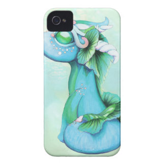 Bitty Water Dragon iPhone 4 Cover