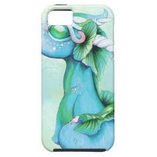 Bitty Water Dragon iPhone 5 Cover