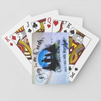 BITW deck of cards