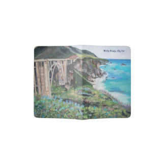 Bixby Bridge, Custom Passport Holder