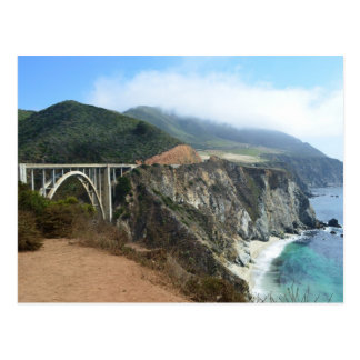 Bixby Bridge on California s Big Sur coast Postcards