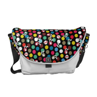 BixTheRabbit Bag Collection Courier Bags