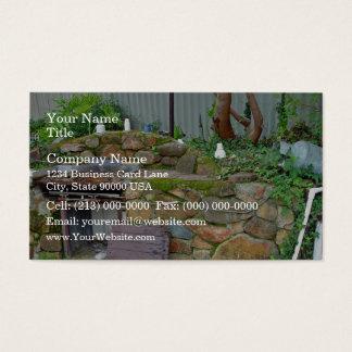 Bizarrebecue Business Card