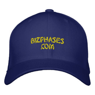 Bizphases.com Embroidered Hat