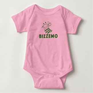 Bizzemo Baby Gear (Pink) Baby Bodysuit