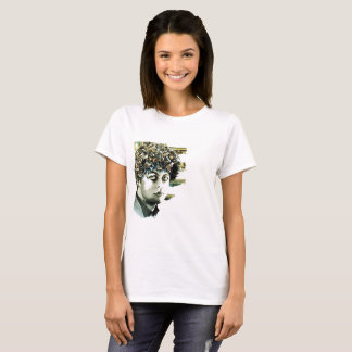 BJA Very Green day collage white edition T-Shirt