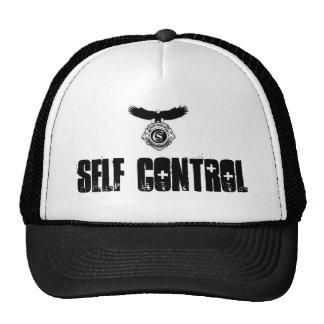 bjj43, Self Control Trucker Hat