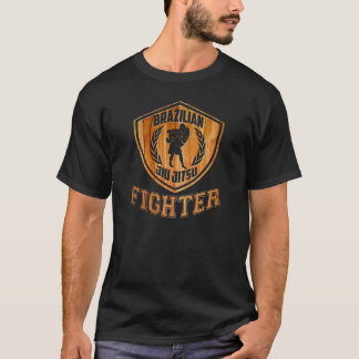 BJJ - Brazilian Jiu Jitsu Fighter T-Shirt