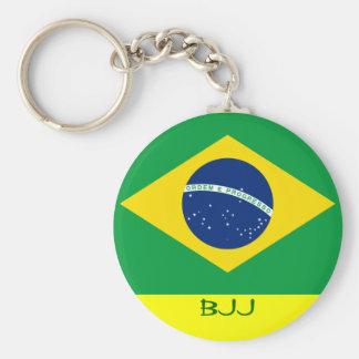 BJJ, Brazilian Jiu Jitsu Keychain