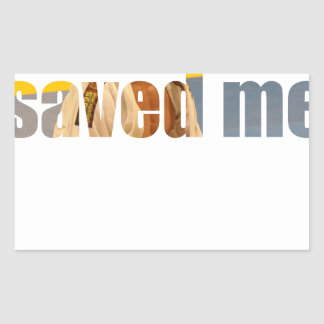 BJJ Saved Me Sticker