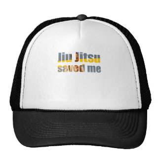 BJJ Saved Me Trucker Hat
