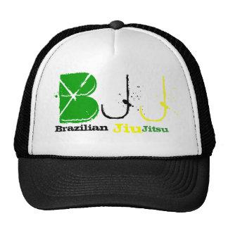 BJJ TRUCKER HAT
