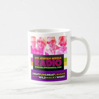 BJM RADIO SHOW LOGO MUG