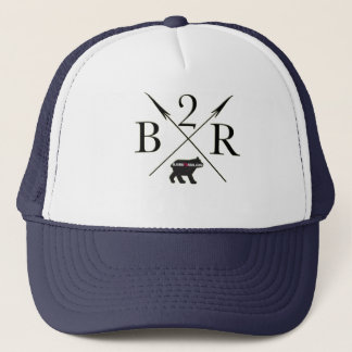 Bjorn To Run Trucker Trucker Hat