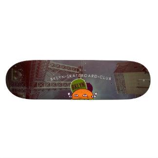 BKLYN Burger (Domino Edition) Skateboard