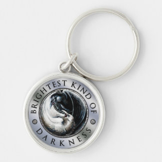 BKoD Medallion Keychain