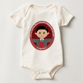 Bl. Miguel Pro Baby Bodysuit