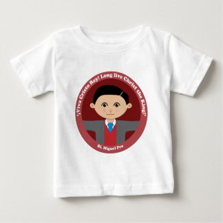 Bl. Miguel Pro Baby T-Shirt