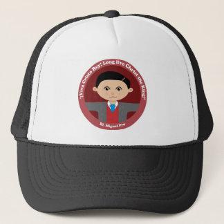 Bl. Miguel Pro Trucker Hat