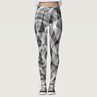BL|WH 02 leggings
