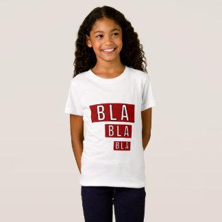 Bla Bla Bla Red T-Shirt