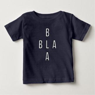 Bla Bla Cross Baby T-Shirt