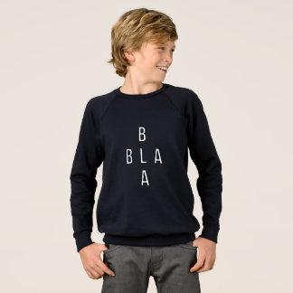 Bla Bla Cross Sweatshirt