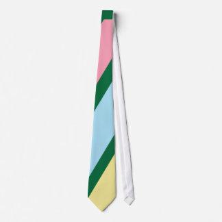 BLA stripped tie