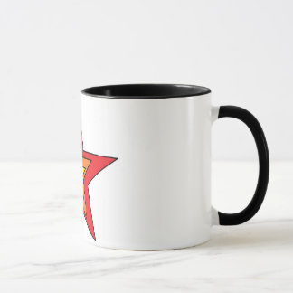 Black 11 oz Combo Mug art by Jennifer Shao
