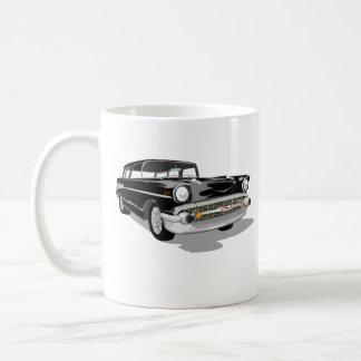 Black '57 Nomad Coffee Mug