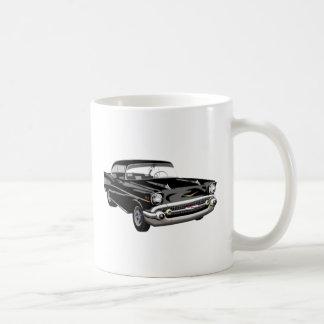 Black '57 Shoebox Coffee Mug