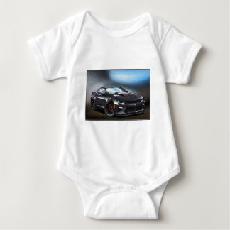 Black_6th_Gen Baby Bodysuit