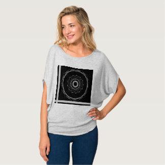 Black Abstract T-Shirt