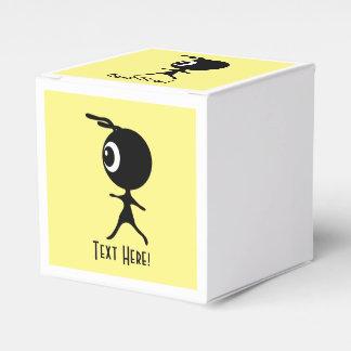 Black Alien Favor Box