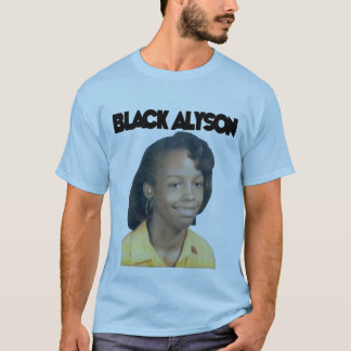 Black Alyson (Assorted Colors) T-Shirt