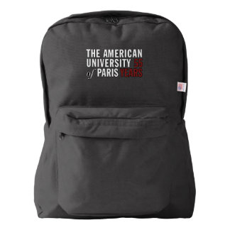 Black American Apparel™ Backpack