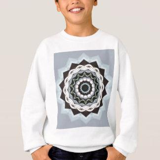 Black and Blue Mandala Sweatshirt